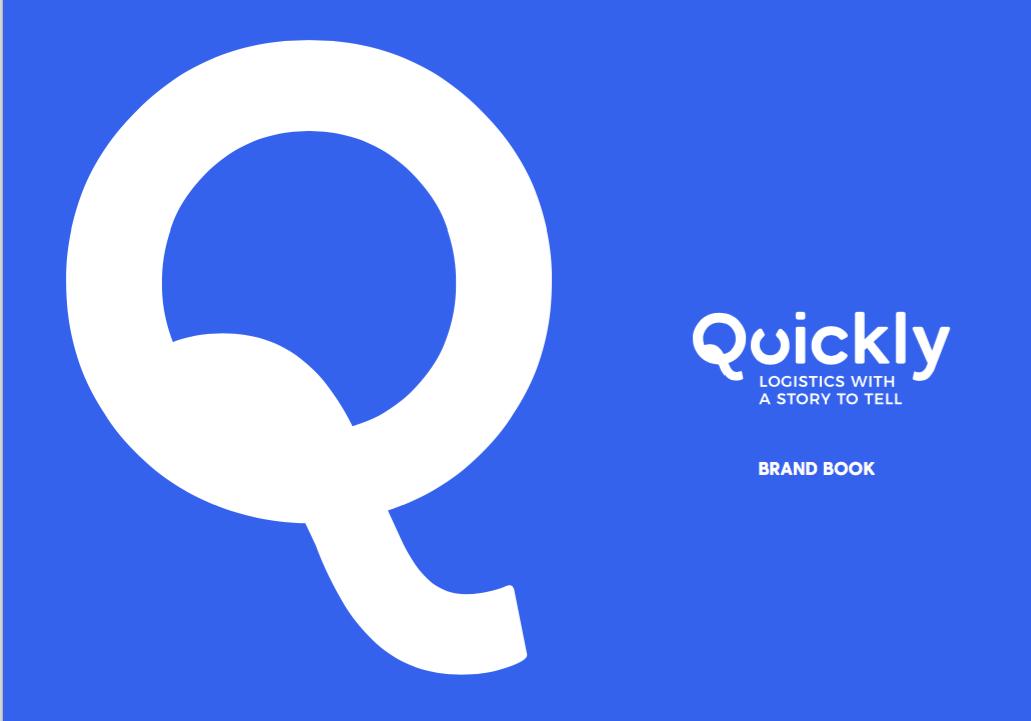 Nasce la nuova identità visiva di Quickly.