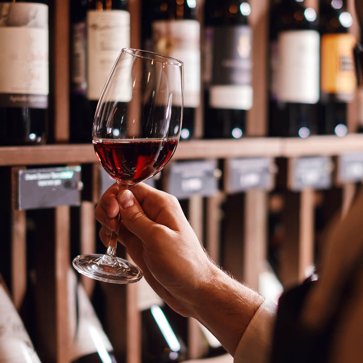 La complessità dei vini non è solo per il palato.